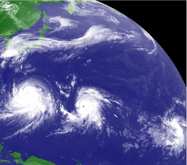 台風9,10,11
