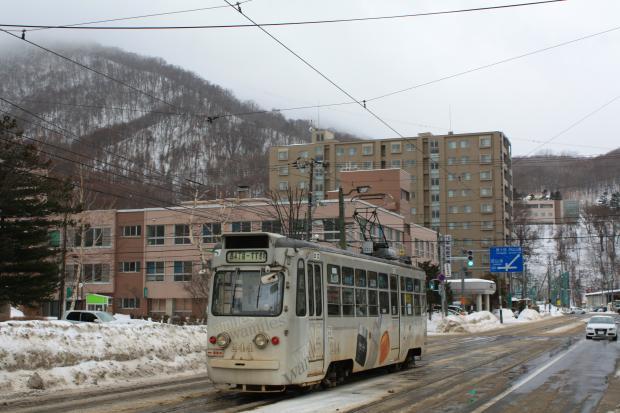 札幌市電3