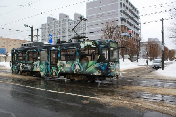 札幌市電8