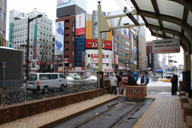 札幌市電12