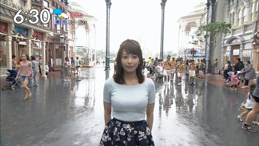 女子アナ宇垣美里