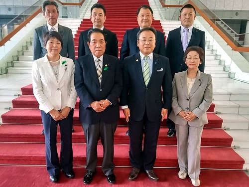 栃木県議会 民主党・無所属クラブ!