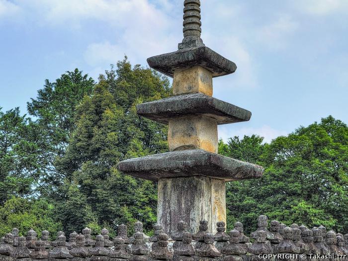 石塔寺三重塔