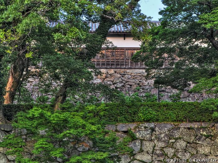 福岡城南丸多聞櫓