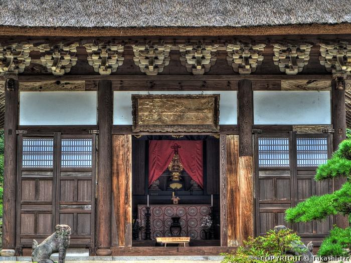 泉福寺仏殿