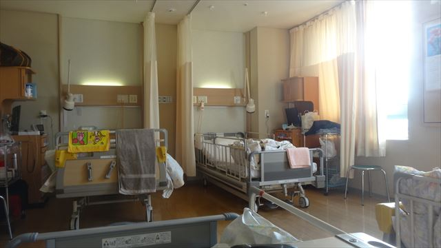 0116病室_R 脳梗塞