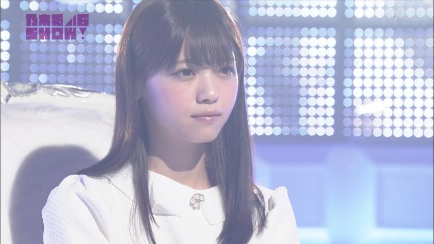 「乃木坂46SHOW!」西野七瀬