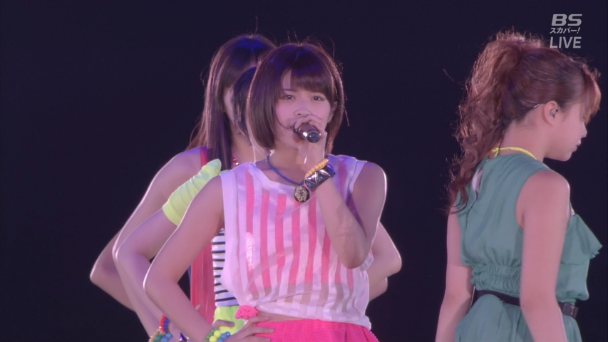 「Hello! Project ひなフェス2015」Juice=Juice 金澤朋子