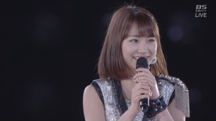 「Hello! Project ひなフェス2015」モーニング娘。'15 石田亜佑美