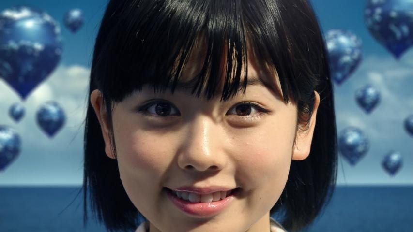 ダイドー miuシリーズ「健康とミネラル篇」小芝風花