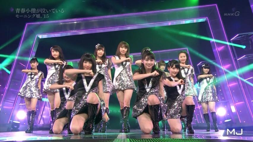 「MUSIC JAPAN」モーニング娘。'15