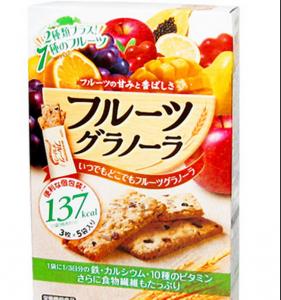バランス栄養菓子