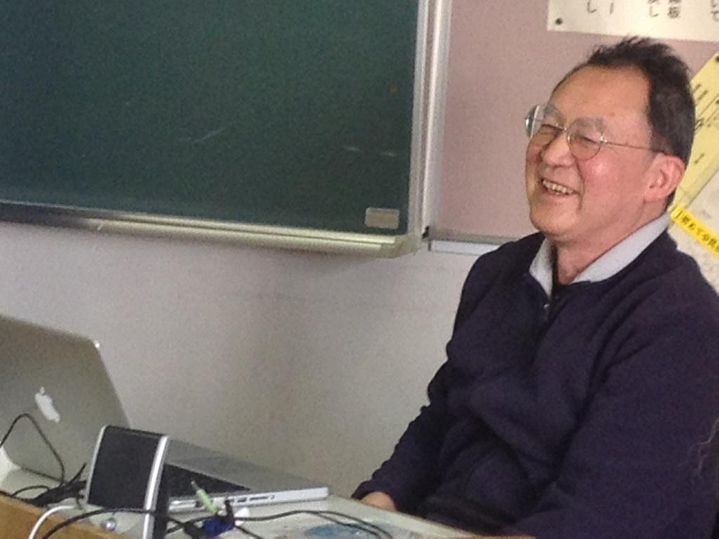 白川さん講義写真2