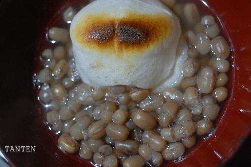 S-白小豆ぜんざい