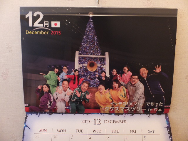クリスマスツリー ~日本~