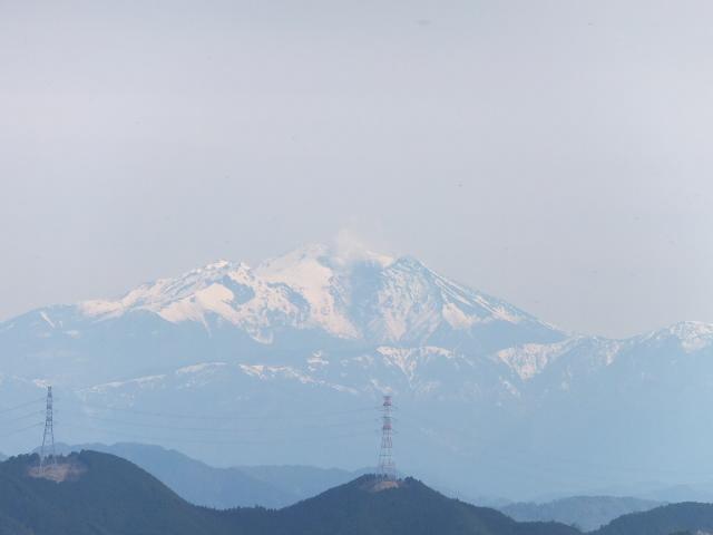 御嶽山噴煙