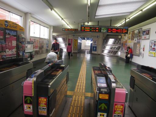20150410・妙正寺川駅08