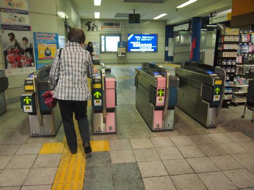 20150410・妙正寺川駅18