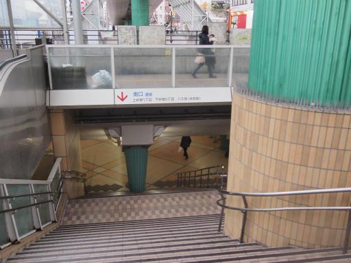 20150410・妙正寺川駅13・井荻