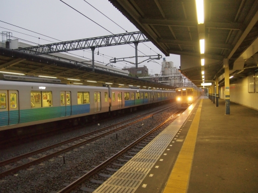 20150410・妙正寺川鉄13