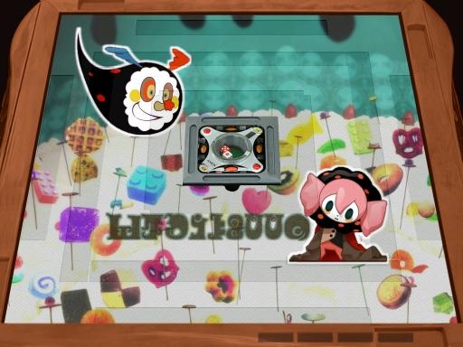 お菓子の魔女2