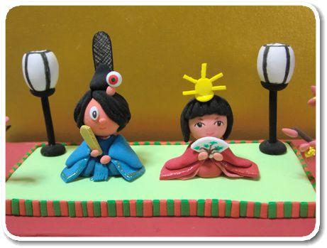 鬼太郎と雛祭り2