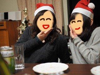 2014年12月クリスマスの3