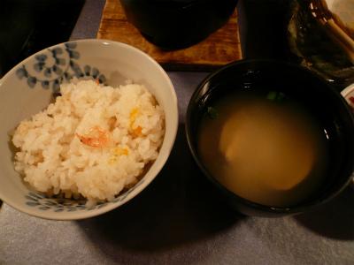 2015年4月宮島の料理3