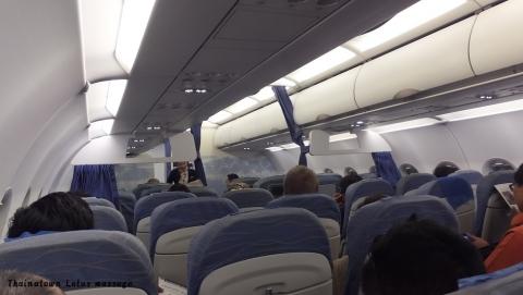 マクタン・セブ空港からマニラの国際空港へ