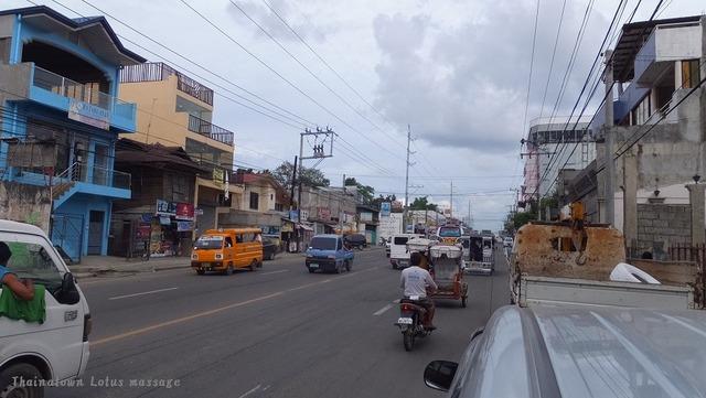 Minglanilla, Cebu(大型スーパーGAISANOの下付近)