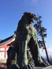 2015御嶽狛犬