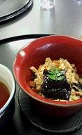 鯛と春野菜の炊込みご飯