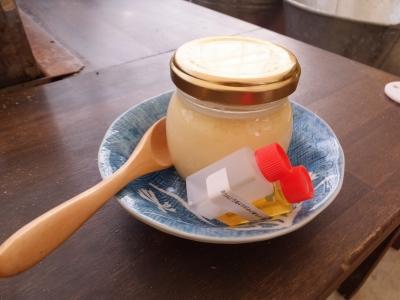 糸島花塩プリン