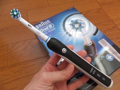 BRAUN Oral-B Pro1000