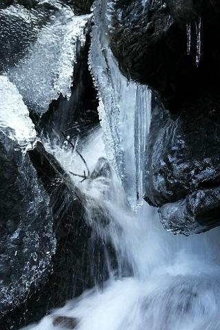 川の造形②