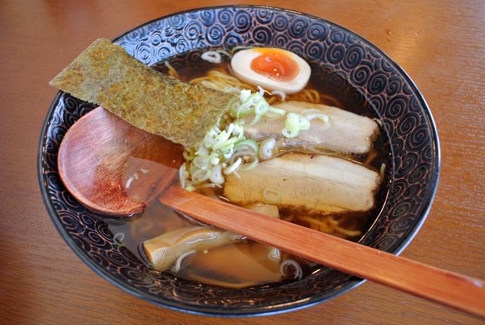 つけ麺 MOUKOKU @鹿沼市上石川 中華そば