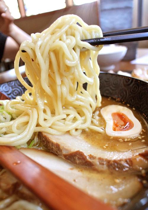 つけ麺 MOUKOKU @鹿沼市上石川 魚介豚骨ら~めん2