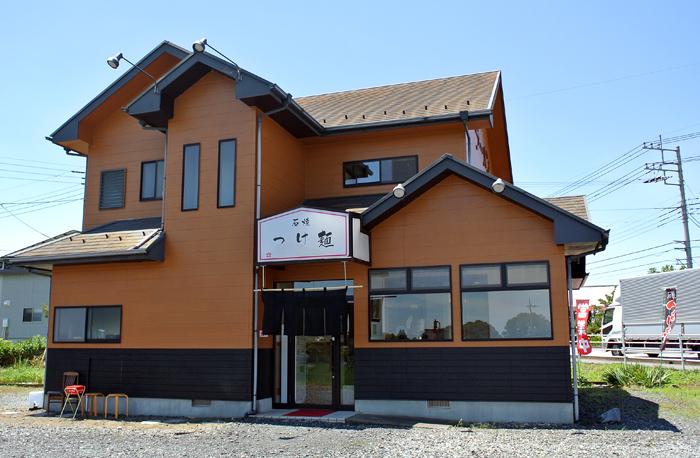 つけ麺 MOUKOKU @鹿沼市上石川 外観