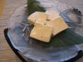 自家製白雪豆腐