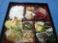 割子弁当(ぬり) 1620円