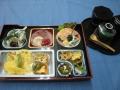 割子弁当(ぬり) 3240円