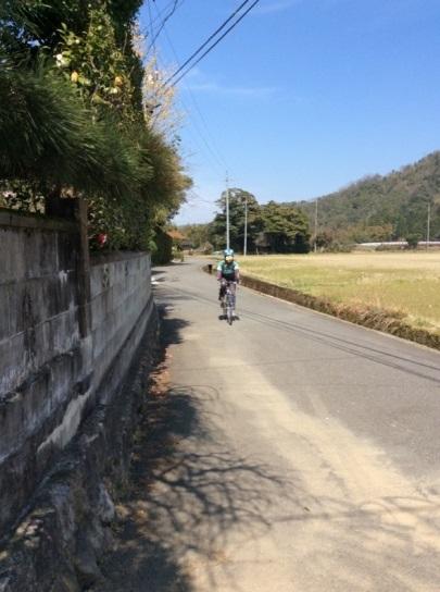 ロードバイク1