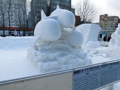 第66回さっぽろ雪まつり 53