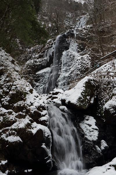 白猪の滝・氷瀑 150207 017