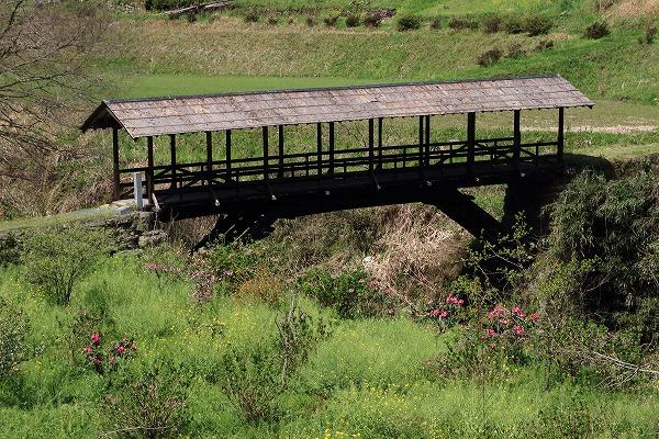 内子・田丸橋 150408 002