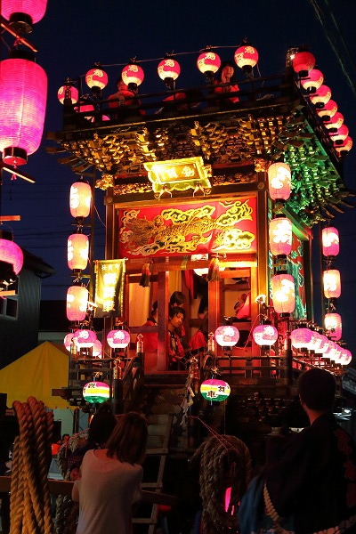日野祭・宵祭 150502 01
