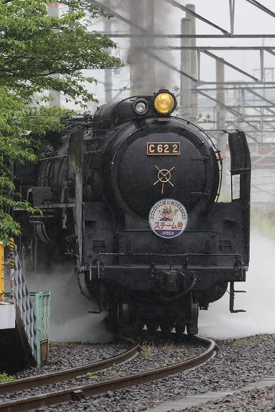 梅小路蒸気機関車館C622 150504 04