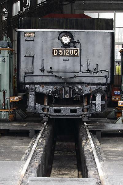 梅小路蒸気機関車館D51200 150504 02