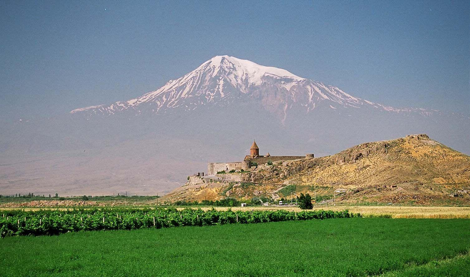 コーカサス山脈~グルジア・アルメニア