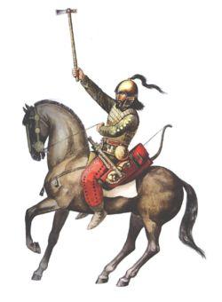 スキタイ人騎兵